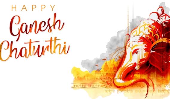 Happy Ganesh Chaturthi - Trigon Structure